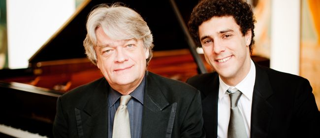 10 Jahre Klavierduo Christos Marantos & Harald Ossberger