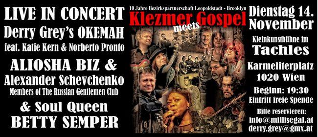 Klezmer meets Gospel