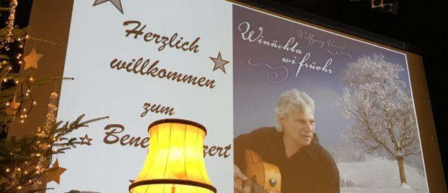 Weihnachtskonzert mit Wolfgang Verocai & Friends