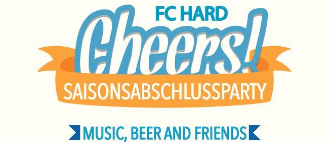 Saisonsabschlussparty FC Hard