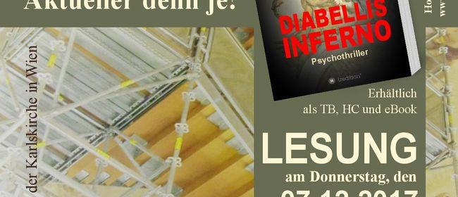 LESUNG  Ingrid J. Poljak  DIABELLIS INFERNO