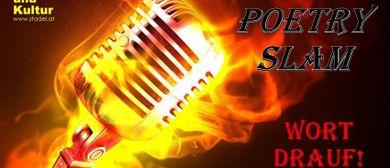 Wort drauf! Poetry Slam