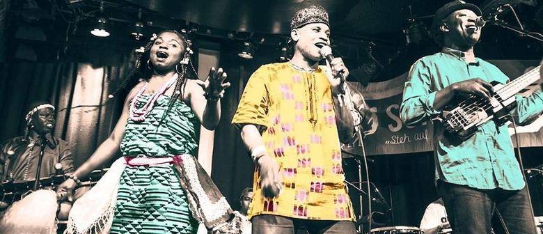 Benefizkonzert African Soul