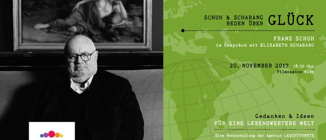 Franz Schuh im Gespräch mit Elisabeth Scharang