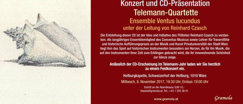 Festkonzert Ensemble Ventus Iucundus