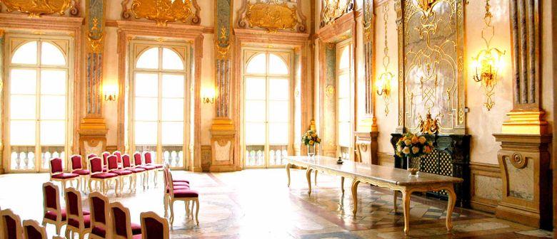 Schloss Konzerte im Marmorsaal von Schloss Mirabell