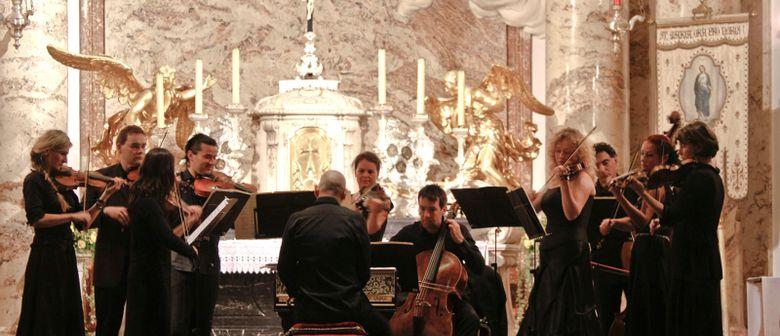 Konzert   Vivaldis 4 Jahreszeiten   Karlskirche Wien