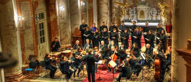 Konzert | Mozarts Requiem | Karlskirche Wien