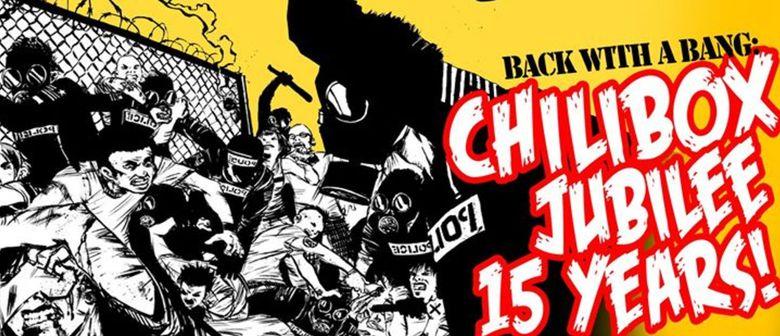 15 Years! Chilibox Jubilee!