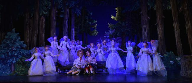 »Hänsel und Gretel« für Kinder ab 4 im Marionettentheater