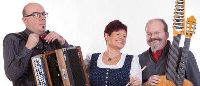 Wienerlieder am Donauschiff mit Charlotte Ludwig & 16er Buam