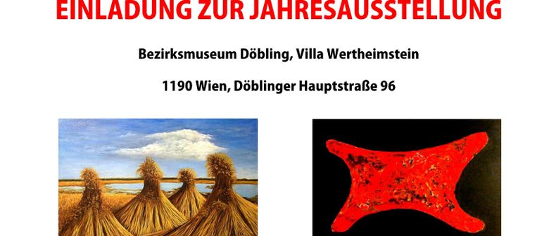 Bamschabl tritt bei Vernissage des Kunstkreises Döbling auf