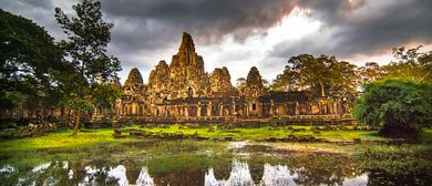 Kambodscha - Der Traum von Angkor, Martin Engelmann