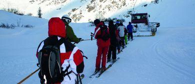 Freeriden entlang der Silvretta-Skisafari