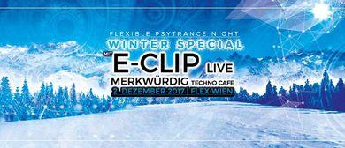 "Flexible - ""Psytrance Winter Special"" mit E-Clip"