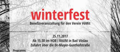 BENEFIZVERANSTALTUNG: VöMIT Winterfest