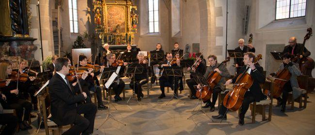 Orchesterverein Götzis: Konzert für Kontrabass und Orchester