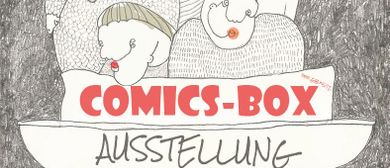 COMICS-BOX – Ausstellung und Saisonrückblick