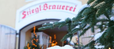 Genussvoller Advent in der Stiegl-Brauwelt