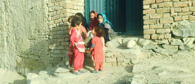 Afghanistan-Korrespondentin Veronika Eschbacher im Gespräch