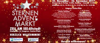 NEUER Sternenadventmarkt in Zell am See
