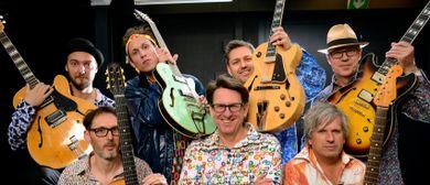 CIA Six on Six Guitar Ensemble