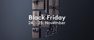 """""""Black Friday Weekend""""  im Designer Outlet Parndorf"""