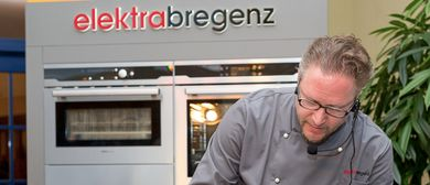 elektrabregenz und Oliver Hoffinger kochen in Amstetten