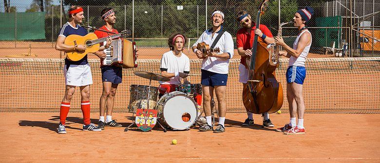 Ski Schuh Tennis Orchestra-Presilvester-AlbumRealeas-Party!