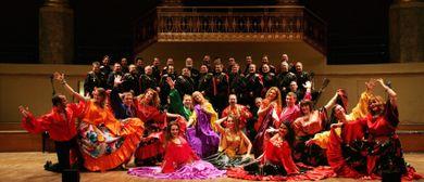 Bolschoi Don Kosaken feiern Zauber der Weihnacht