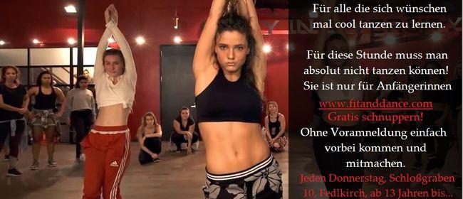 Show  Dance, Contemporary, Hip- Hop ... Tanzen Vorarlberg