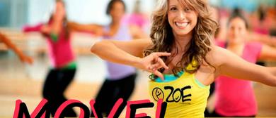 Move! Fitness & Sport für Frauen -  genial zum abnehmen!