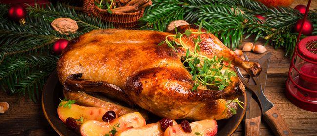 Weihnachtliches Menü im Chestnut