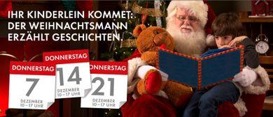 Weihnachtsgeschichten in der Galleria!