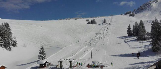 Skigebiet Niedere Andelsbuch/Bezau