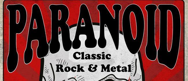 Paranoid - Viennas biggest Classic Rock & Metal Party
