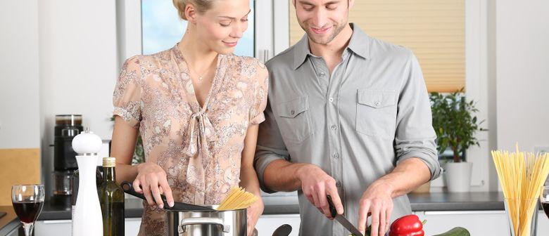Single-Kochworkshop für 30-45-jährige