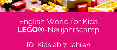 English World mit Bricks 4 Kidz Neujahrscamp