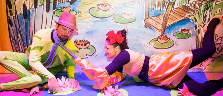 Kindertheater Frogo & Lele – Frosch sein ist doof