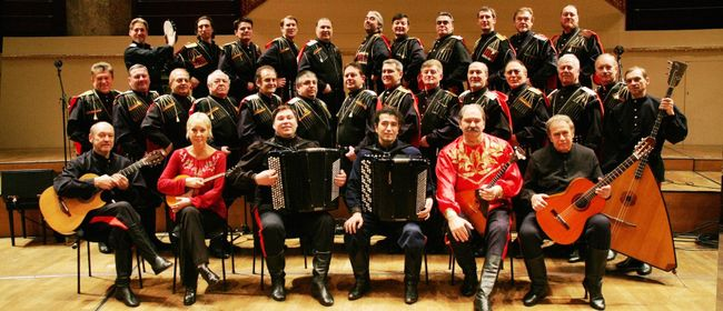 Bolschoi Don Kosaken gastieren vor Weihnachten in Steyr