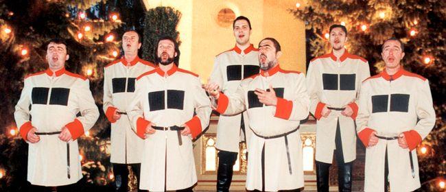 Zarewitsch Don Kosaken – Traditionelles Weihnachten