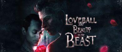 Loveball - Silvester 2017 - Beauty & the Beast