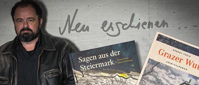 Lesung: Steirische Sagen mit Autor Robert Preis