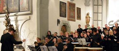 Weihnachtskonzert des Basilikachores Rankweil
