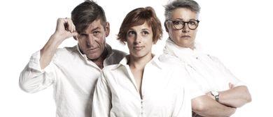 "Kabarett ""Alt"" mit Maria und Anna Neuschmid, Jörg Adlassnigg"