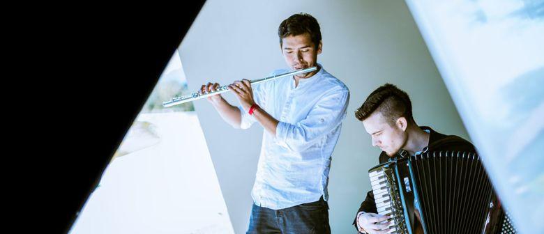 "Konzert ""Das Kollektiv"" Raphael Brunner & Juan Carlos Diaz"