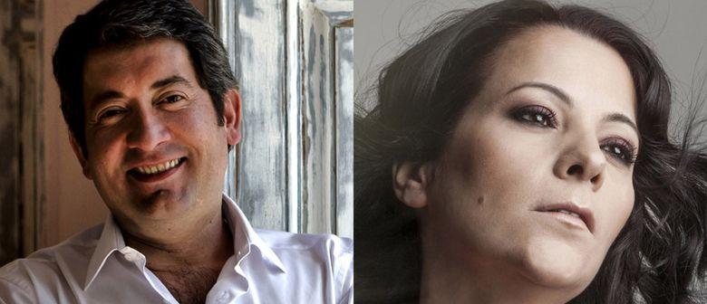 Sandra Correia & Carlos Leitao Ensemble: 7. Nacht des Fado
