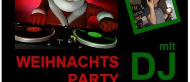 Weihnachtsparty mit DJ Gerry