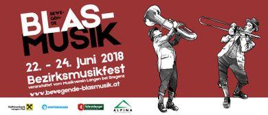 Bezirksmusikfest Langen b. Bregenz