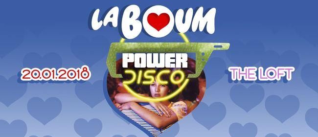 POWER DISCO ϟ La Boum